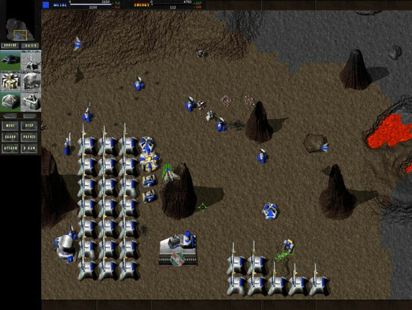 Total Annihilation: Commander Pack screenshot 1