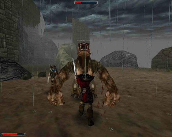 Gothic screenshot 2