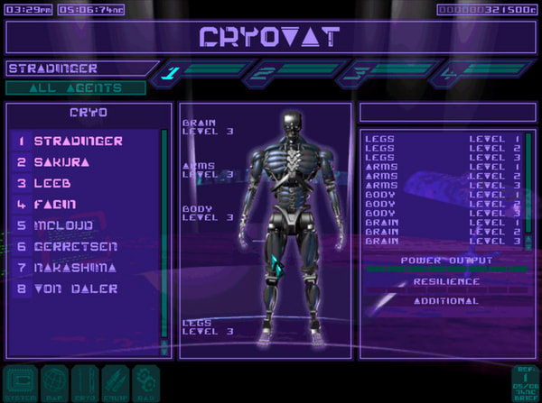 Syndicate Wars screenshot 1