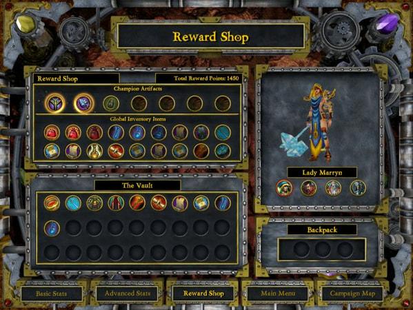Dungeons & Dragons: Dragonshard screenshot 2