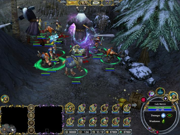 Dungeons & Dragons: Dragonshard screenshot 3