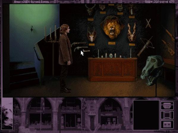 Gabriel Knight 2: The Beast Within screenshot 3