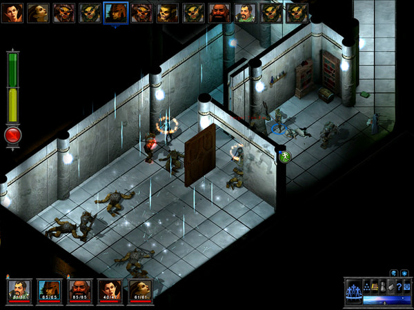 The Temple of Elemental Evil screenshot 1