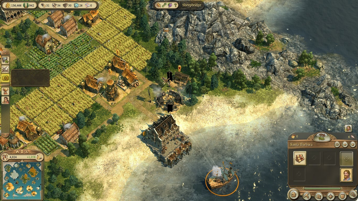 Anno 1404 Gold Edition screenshot 3