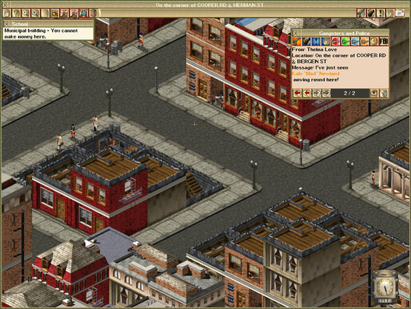 Gangsters: Organized Crime screenshot 1