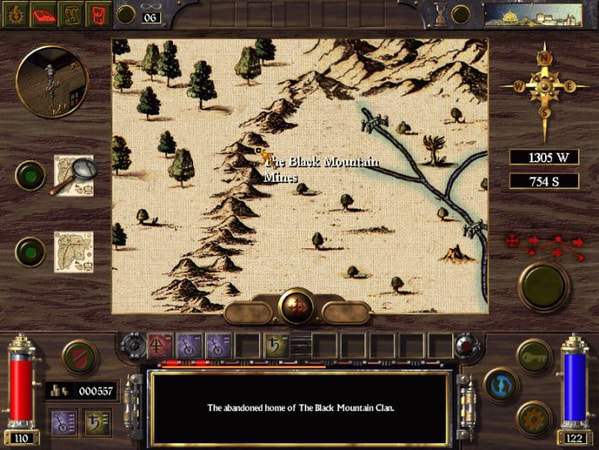 Arcanum: Of Steamworks and Magick Obscura Screenshot