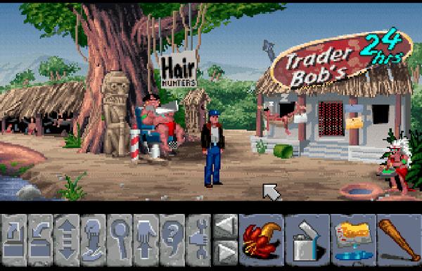 Flight of the Amazon Queen screenshot 1
