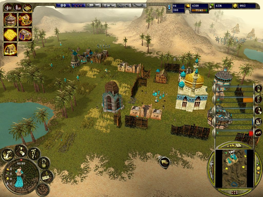 Warrior Kings screenshot 3