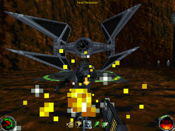 Star Wars: Jedi Knight - Dark Forces II screenshot 3