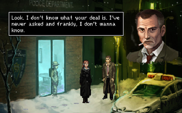 The Blackwell Epiphany screenshot 1