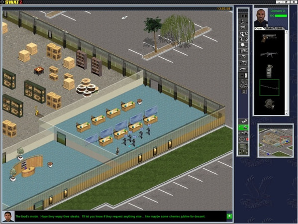 Police Quest: SWAT 1+2 screenshot 2