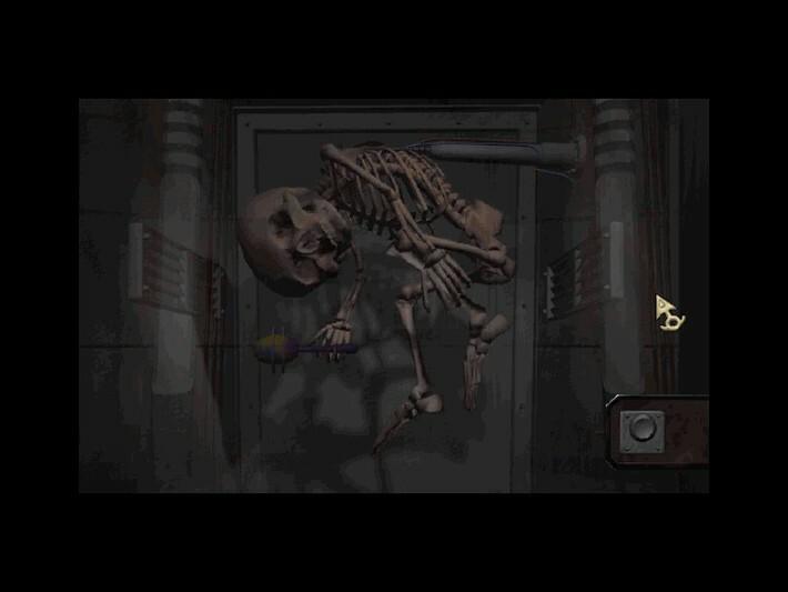 Zork Nemesis: The Forbidden Lands screenshot 2