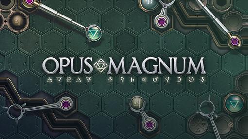 Opus Magnum Gog Database Beta