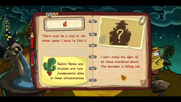 Detective Gallo screenshot 2