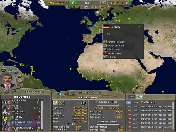Supreme Ruler 2020 Gold Edition screenshot 3