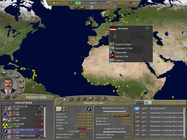 Supreme Ruler 2020 Gold Edition Captura 3