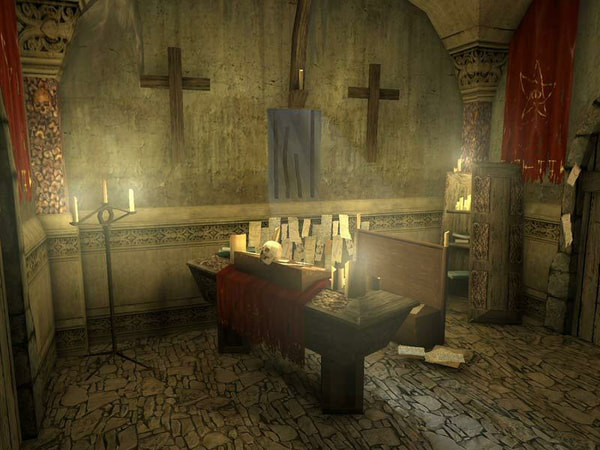 Call of Cthulhu: Dark Corners of the Earth screenshot 1