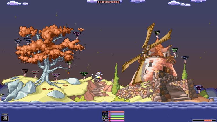 скачать торрент Worms 2d - фото 6