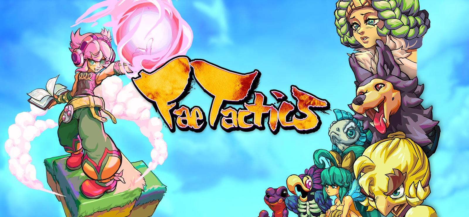 Fae Tactics-GOG
