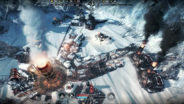 Frostpunk screenshot 2