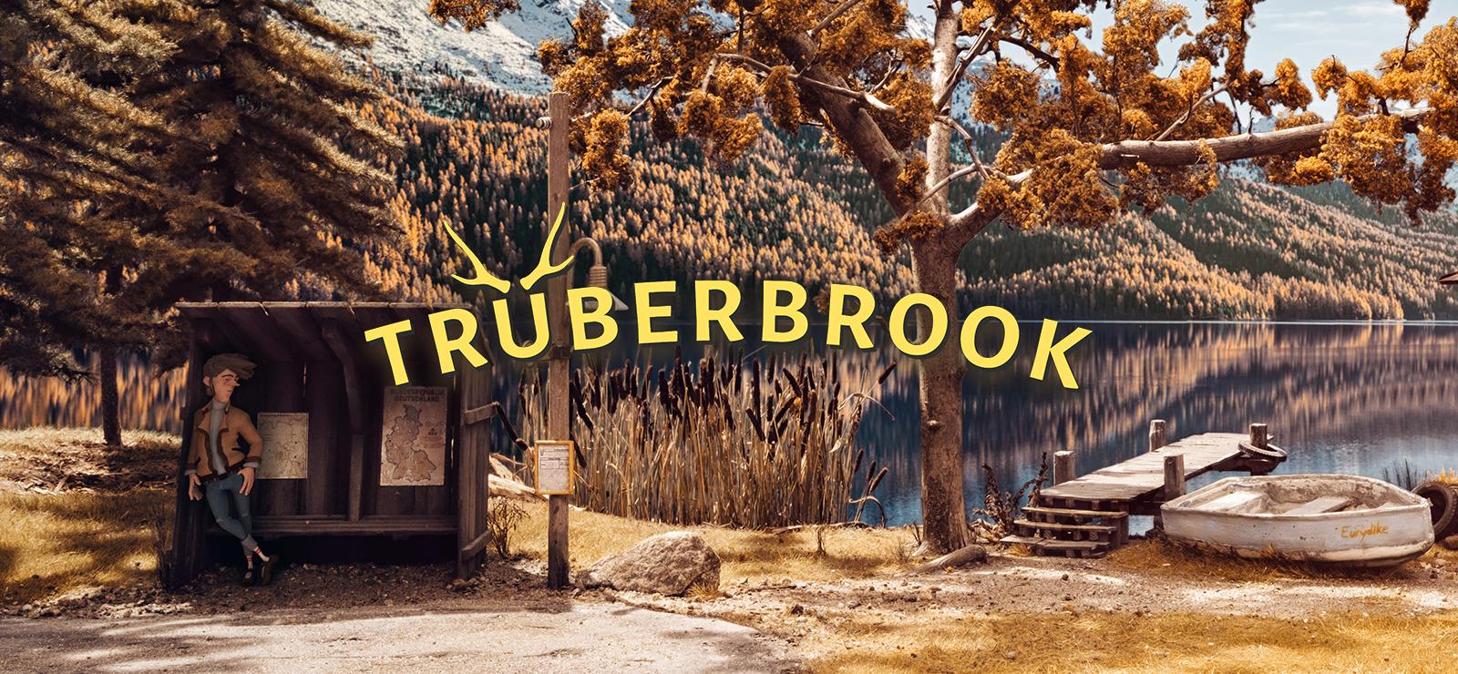 Trüberbrook / Truberbrook GOG скачать последнюю версию - Торрминаторр