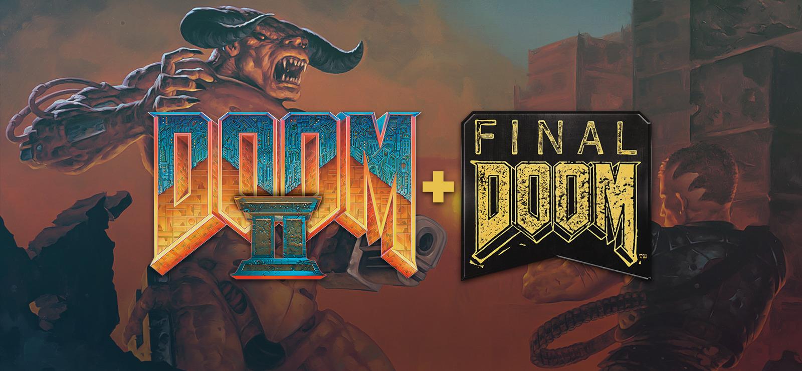 DOOM II + Final DOOM