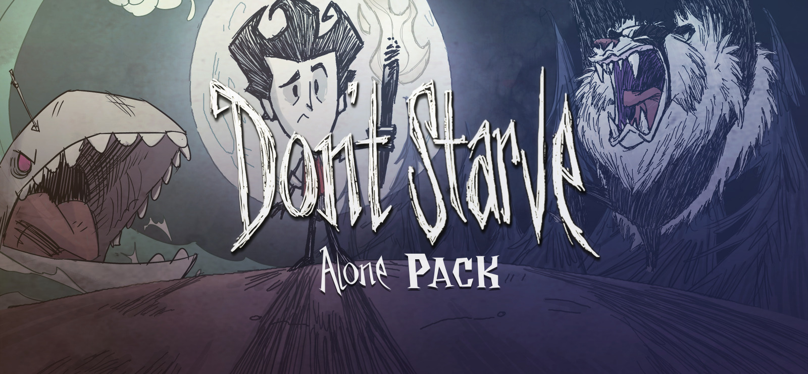 Dont Starve Alone Pack-GOG