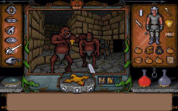 Ultima Underworld 1+2 screenshot 3
