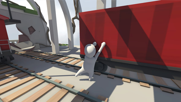 Human: Fall Flat Captura 2