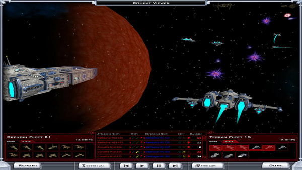 Galactic Civilizations II: Ultimate Edition screenshot 2