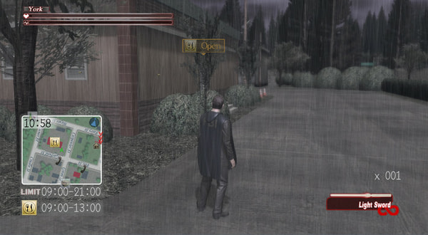 Deadly Premonition: Director's Cut screenshot 1
