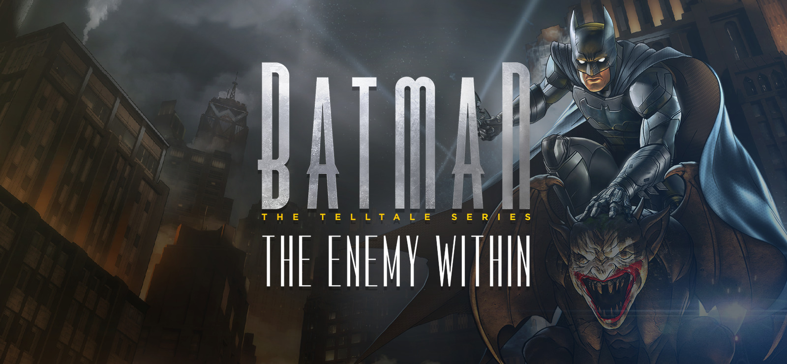 Image result for Batman the enemy within