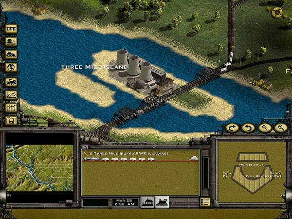 Railroad Tycoon 2 Platinum screenshot 1