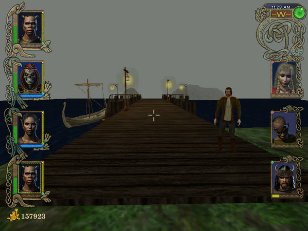 Might and Magic 9 screenshot 1