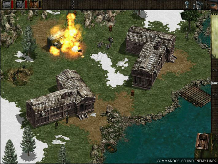 commandos 2 beyond the call of duty crack file