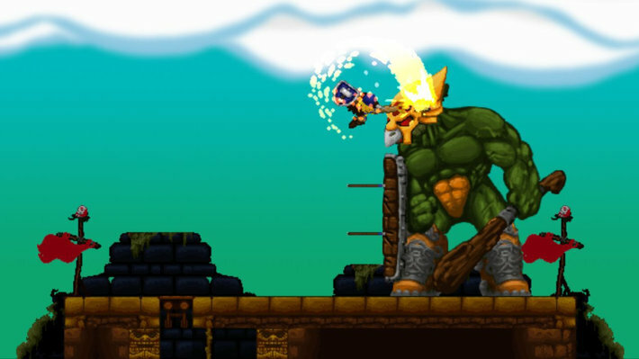 Volgarr the Viking screenshot 3