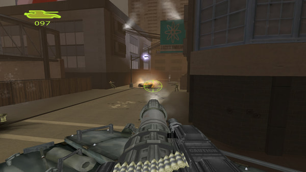 Red Faction 2 Captura 1