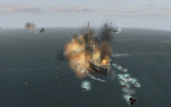 Men of War: Red Tide screenshot 3
