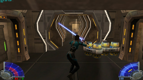 Star Wars: Jedi Knight - Jedi Academy screenshot 2