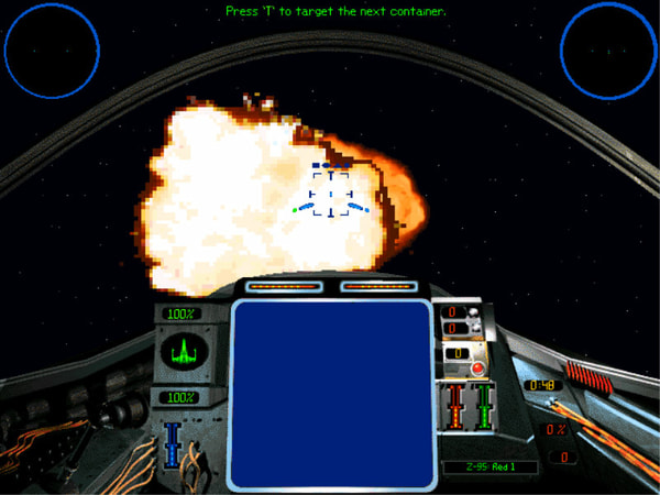 Star Wars: X-Wing Vs. TIE Fighter screenshot 3