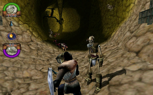 Crusaders of Might and Magic screenshot 1