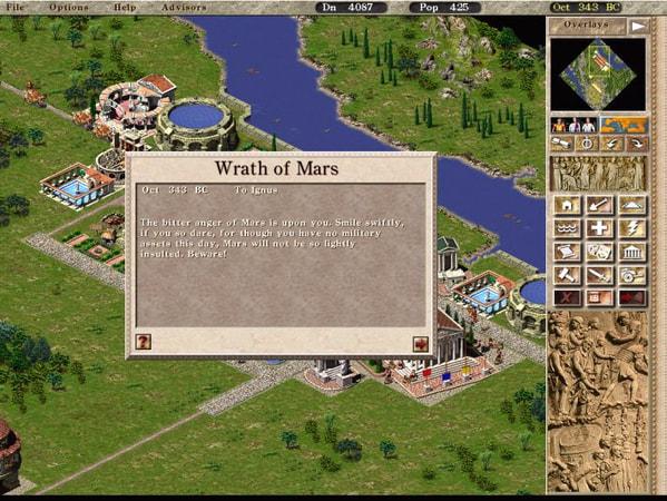Caesar III screenshot 2