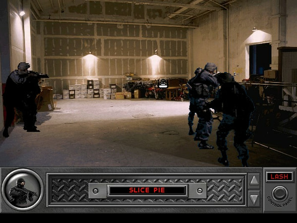 Police Quest: SWAT 1+2 screenshot 3