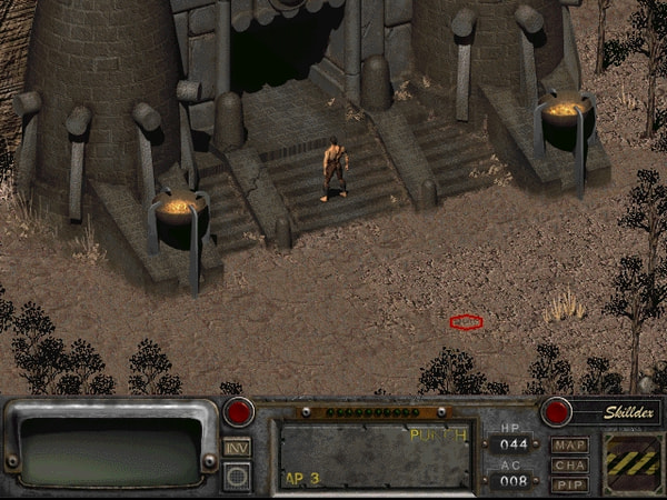 Fallout 2 screenshot 1