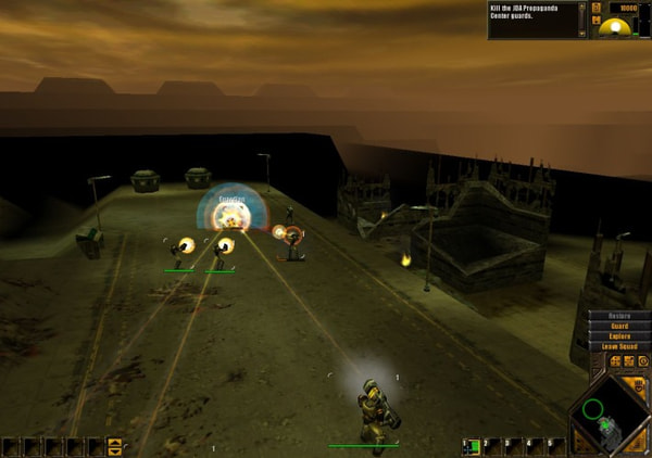Dark Reign 2 screenshot 2