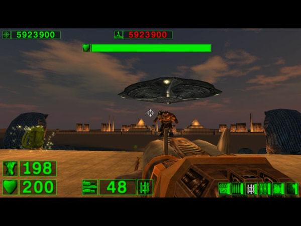 Serious Sam: The First Encounter screenshot 3