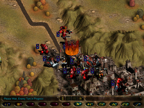 Warhammer 40000: Rites of War Captura 3