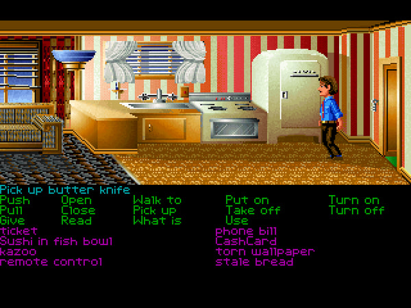 Zak McKracken and the Alien Mindbenders screenshot 1