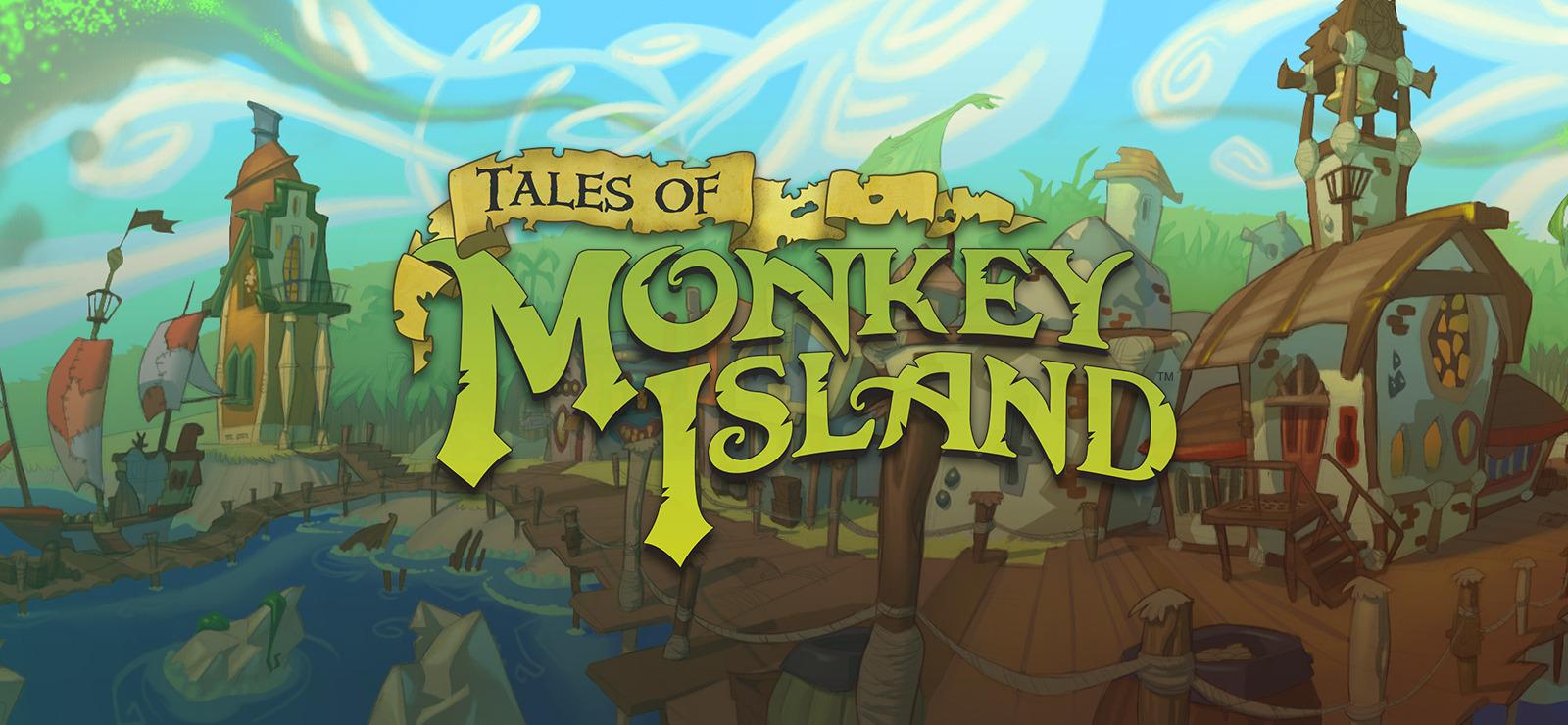 Tales Of Monkey Island Update