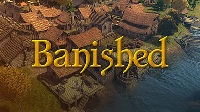 [GOG Games] Banished ($4.99 / from $19.99 - 75% Off)